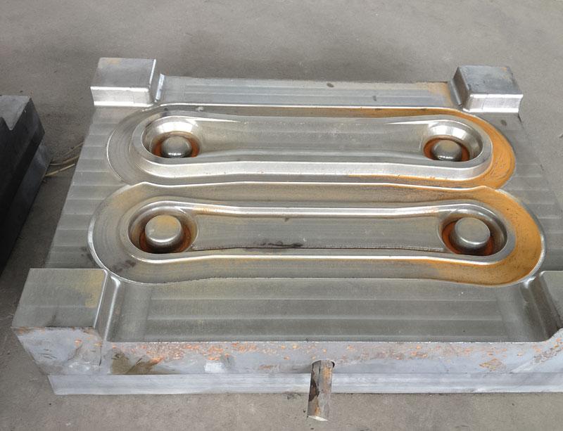 模具钢-待调质模具1