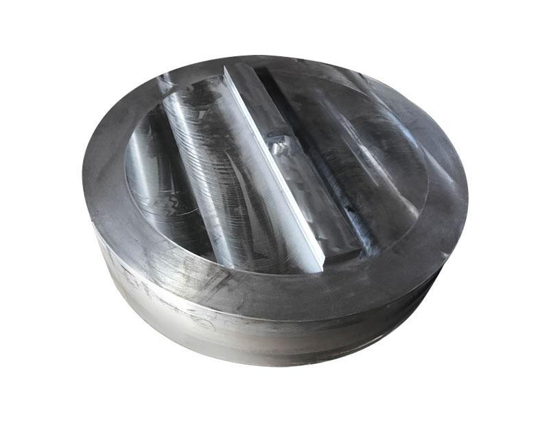 模具钢-H13带脐的圆盘件